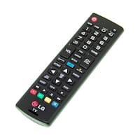 OEM LG Remote Control Originally Shipped With: 50PB6600, 50PB6650, 60PB6600, 60PB6600UA
