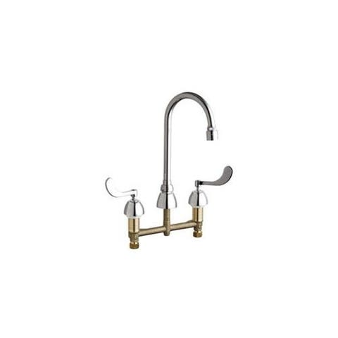 Chicago Faucets 786-E36VPAB Commercial Grade High Arch Kitchen Faucet - Chrome