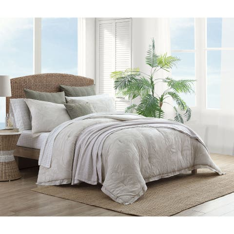 Tommy Bahama Abalone Cotton Comforter Set