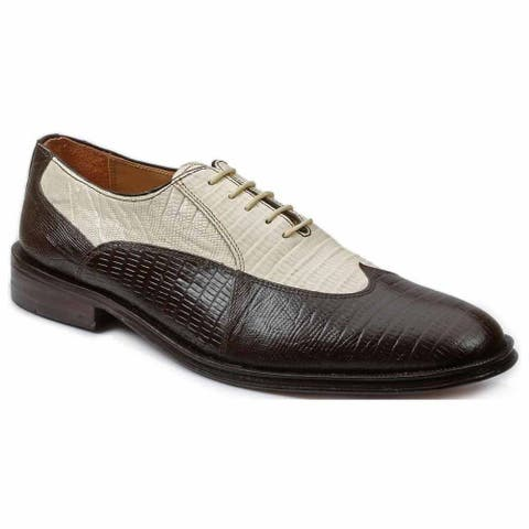 Giorgio Brutini Melby Wingtip Lace-Up Mens Dress Shoes -