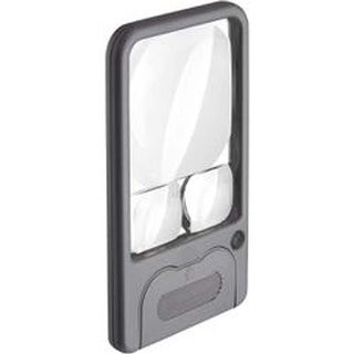 Carson Lighted Pocket Magnifier