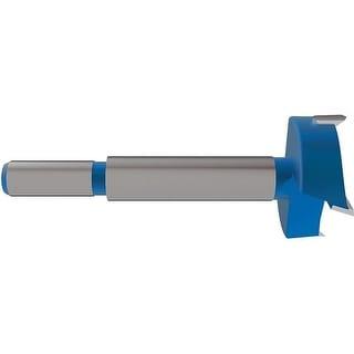 Kreg 35mm Concealed Hinge Jig Bit - Blue