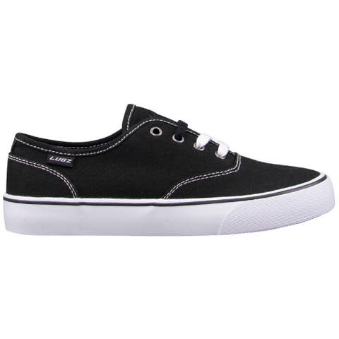 Lugz Lear Lace Up Womens Sneakers Shoes Casual - Black