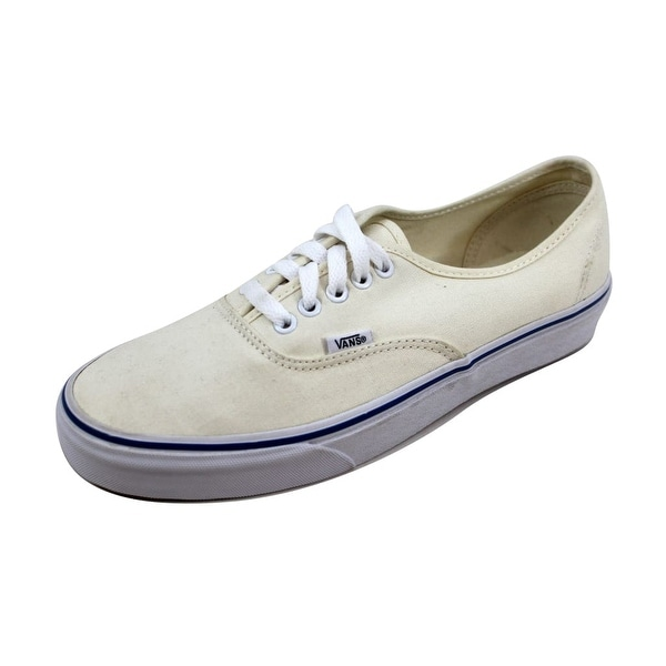 Shop Vans Men s Authentic White VN-0EE3WHT - Free Shipping Today ... 9240dab57