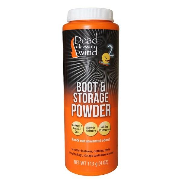 Dead Down Wind Boot and Storage Powder Scent Elimination Boot & Storage Powder 4Oz