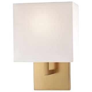 "Kovacs P470-248 1 Light 11.25"" Height ADA Compliant Wall Sconce in Honey Gold"