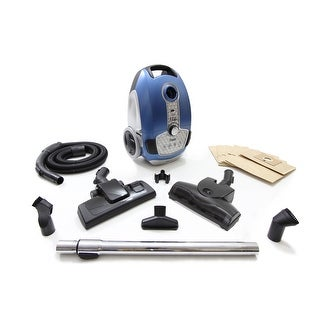 Prolux Tritan Pet Turbo Canister Vacuum Cleaner HEPA Sealed