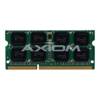 Axiom Memory Solution,Lc - Axiom 8Gb Ddr3-1066 Sodimm Kit (2 X 4Gb) For Apple # Mc448g/A