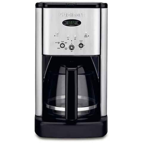 Cuisinart DCC-1200 Brew Central Programmable Coee Maker 12 Cup