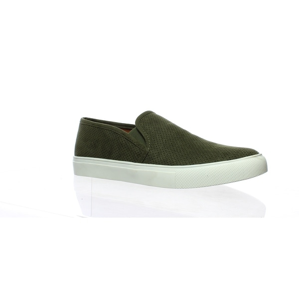7a65fb931a2 Shop Steve Madden Womens Zarayy Olive Fashion Sneaker Size 9.5 - On ...