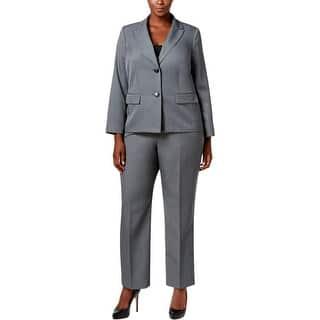 Le Suit Womens Plus Pant Suit 2 Piece Two-Button Jacket https://ak1.ostkcdn.com/images/products/is/images/direct/21fd0cfca3b000b79dea3c2a8fd5887cd8dab70a/Le-Suit-Womens-Plus-Pant-Suit-2PC-Two-Button.jpg?impolicy=medium