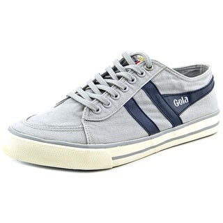 Gola Comet Round Toe Canvas Skate Shoe