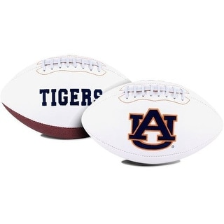 "Auburn Tigers Embroidered Logo ""Signature Series"" Football"