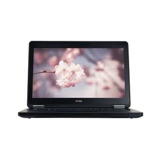 "Dell Latitude E5250 Core i5-5200U 2.2GHz 8GB RAM 500GB HDD Win 10 Pro 12.5"" Laptop (Refurbished)"