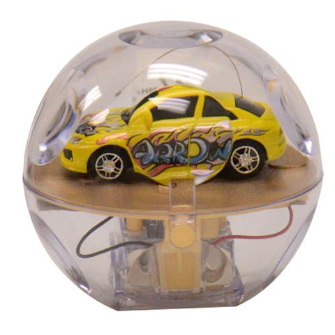 Travel Size Remote Control Mini Rechargeable Racing Cars