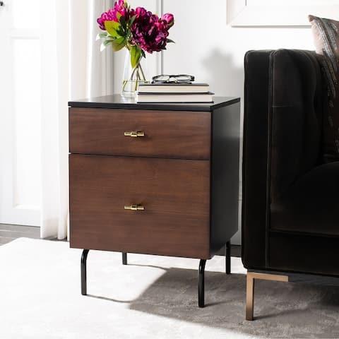 Safavieh Genevieve 2-drawer Nightstand