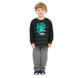 Pulla Bulla Toddler Boy Outfit Sweatshirt and Sweatpants Set|https://ak1.ostkcdn.com/images/products/is/images/direct/22013250b7c5b28553f8358aeafb9846e86b4760/Pulla-Bulla-Toddler-Boy-Outfit-Sweatshirt-and-Sweatpants-Set.jpg?impolicy=medium