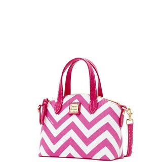 Dooney & Bourke Chevron Ruby (Introduced by Dooney & Bourke at $158 in Jan 2016) - Fuchsia