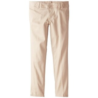 French Toast Girls 4-6X Skinny Stretch Twill Pant