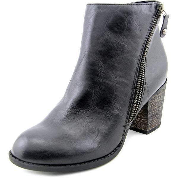 Diba Pilot Women Round Toe Synthetic Ankle Boot