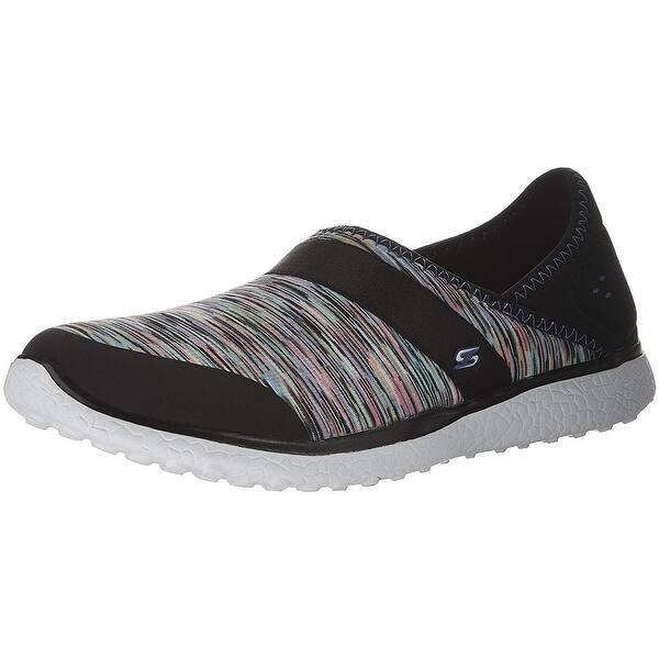 cb5a972c Shop Skechers Women's, Microburst Greatness Slip On Shoe Black Multi ...