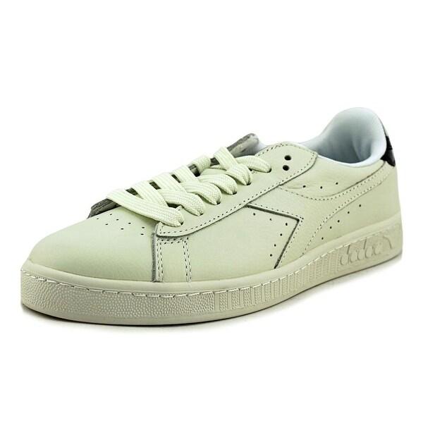 Diadora Game L Low Mirror Men Leather White Fashion Sneakers