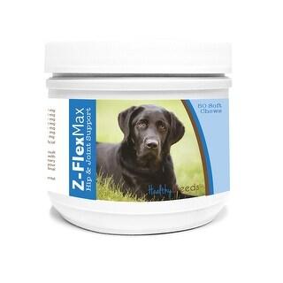 Healthy Breeds Z-Flex Dog Hip & Joint Support for Labrador Retriever