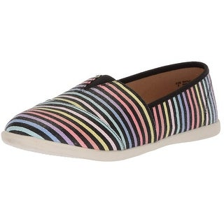 The Children's Place Kids' E Bg Stripe Cstl Slipper