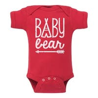 Baby Bear  - Infant One Piece
