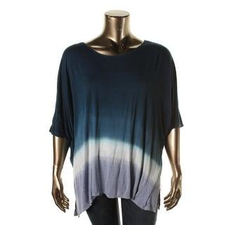 Cirana Womens Tie-Dye Oversized Pullover Top