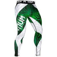Venum Amazonia 5 Durable Dry Tech MMA Compression Spats - Green