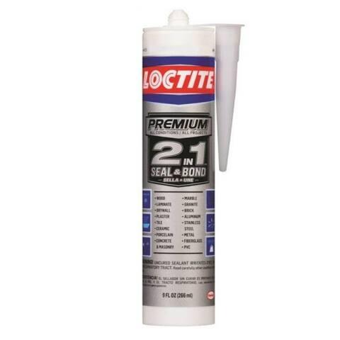 Loctite 2126025 Premium 2-In-1 Seal & Bond, 9 Oz