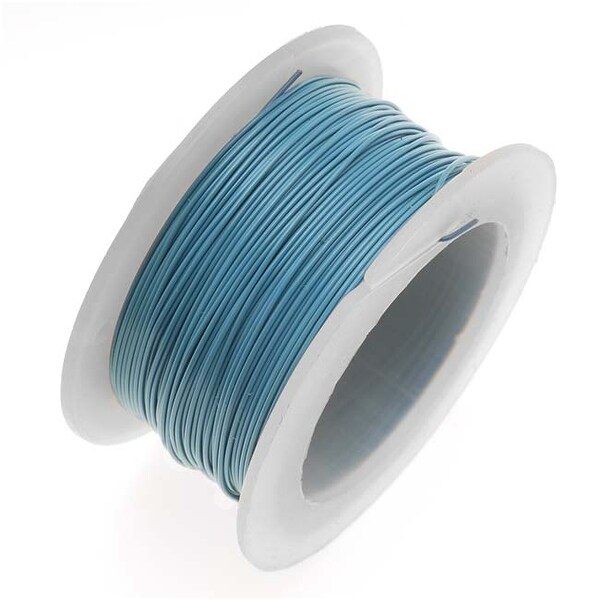Shop Artistic Wire, Copper Craft Wire 26 Gauge Thick, 15 Yard Spool ...