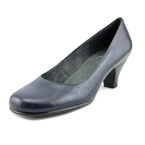 Aerosoles Wise Guy Blue Pumps