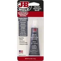 J-B Weld 32507 RTV Silicone Gasket Maker and Sealant, 5 Oz