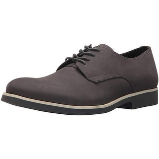 Calvin Klein Mens faustino Lace Up Casual Oxfords