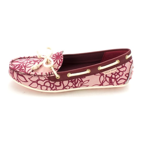 Cole Haan Womens Celessesam Closed Toe Boat Shoes - 6