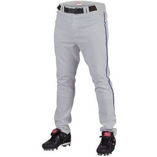 Rawlings Adult Premium Piped Baseball Pants
