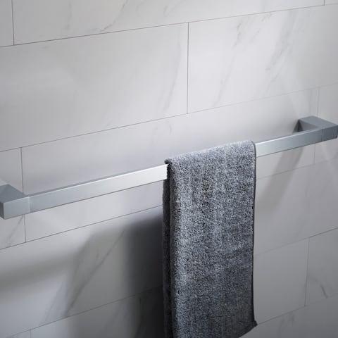 KRAUS Stelios Bathroom 24 inch Towel Bar