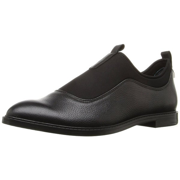 Calvin Klein Womens Damira Closed Toe Oxfords