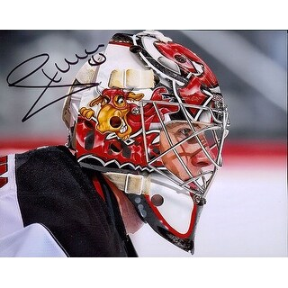 Signed Hedberg Johan New Jersey Devils 8x10 Photo autographed