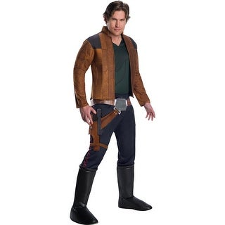 Mens Deluxe A Star Wars Story Han Solo Costume