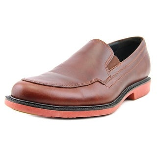 Cole Haan Great Jones Venetian Men Round Toe Leather Brown Loafer