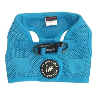 Ipuppyone H11-SB-M Air-Vest Sky Blue Medium Dog Harness