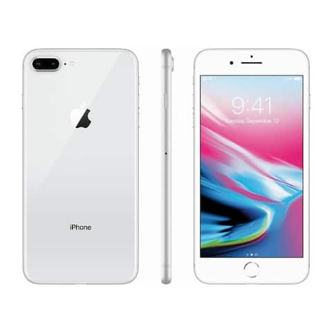 Apple iPhone 8 Plus 64GB - CDMA Unlocked Certified Refurbished