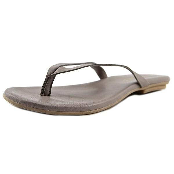 J/Slides Cuomo   Open Toe Leather  Slides Sandal