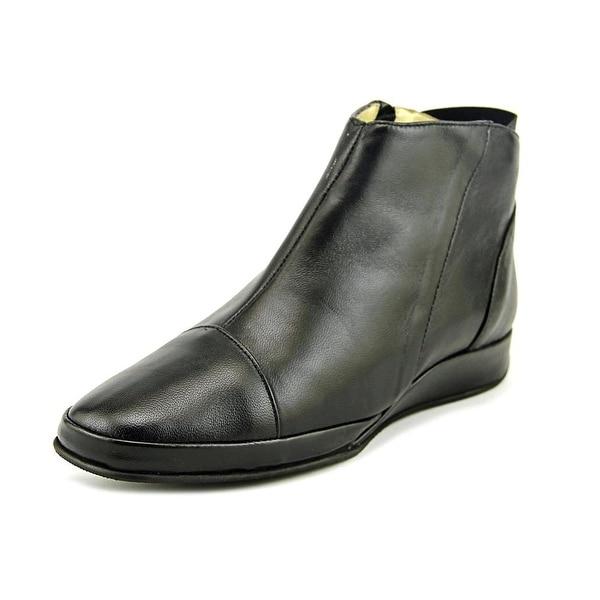 Amalfi By Rangoni Elfrida Women Black Boots