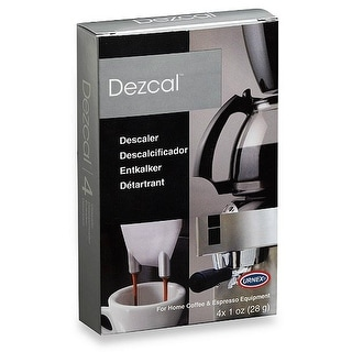 Urnex 0025 Dezcal Coffee And Espresso Machine Descaling Powder