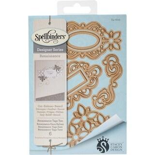 Spellbinders Shapeabilities Dies-Renaissance Tags 2