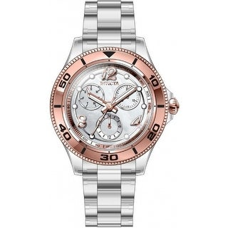 Link to Invicta Women's 30374 'Anatomic' Transparent Plastic Watch Similar Items in Women's Watches